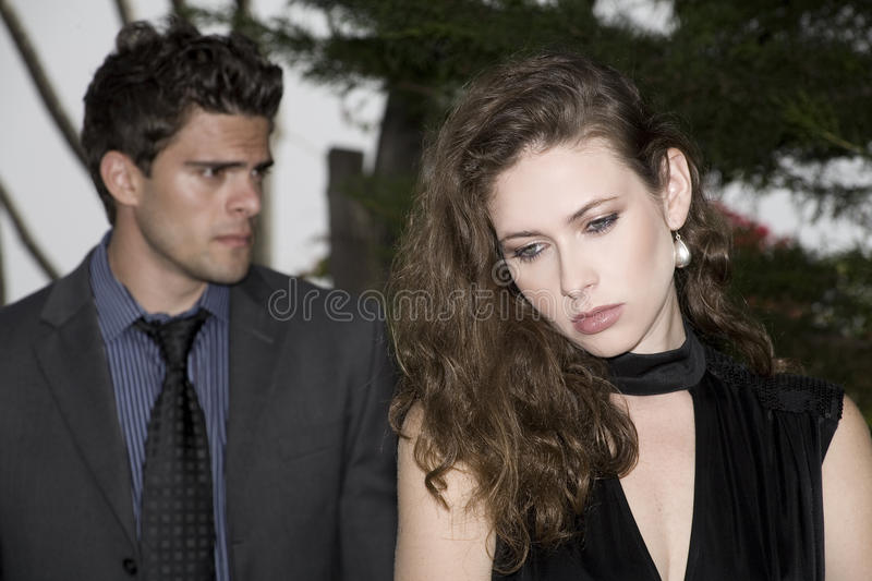 Download Relationship difficulties stock photo. Image of argument - 11558140