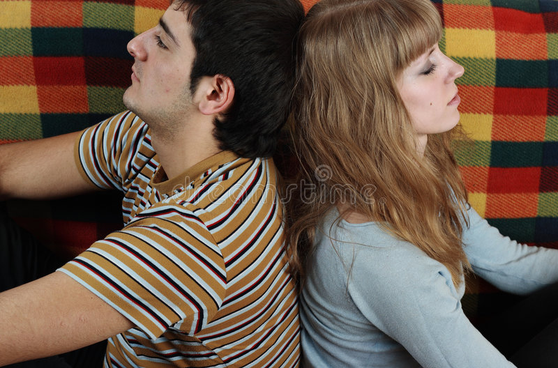 Download Relationship difficulties stock photo. Image of frustration - 4603336