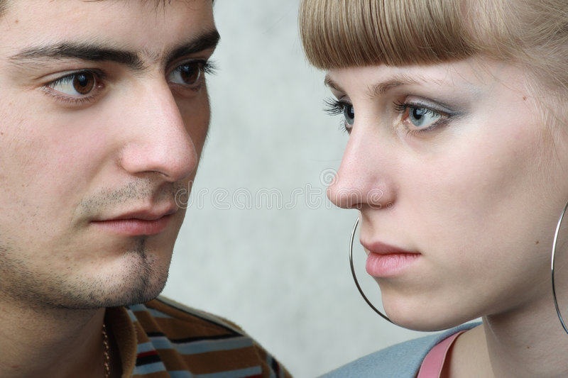 Download Relationship Difficulties Royalty Free Stock Image - Image: 4603536