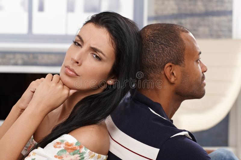Download Relationship problems stock photo. Image of beauty, european - 25700804