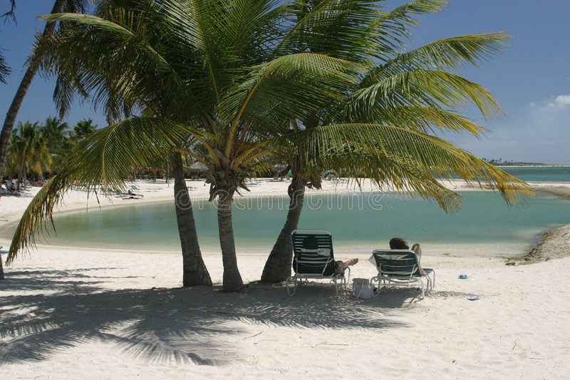 Download Relax... stock image. Image of isolated, coast, blue, chairs - 9251
