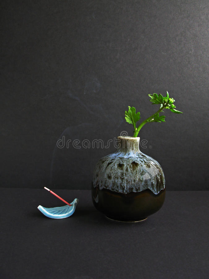 Download Relax stock image. Image of meditation, incense, china - 10777833