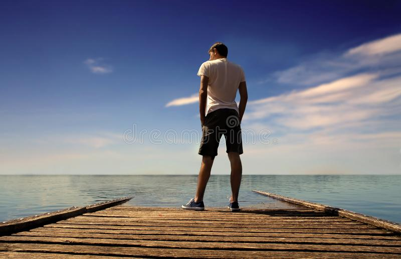 Download Relax stock image. Image of young, summer, back, nature - 9910729