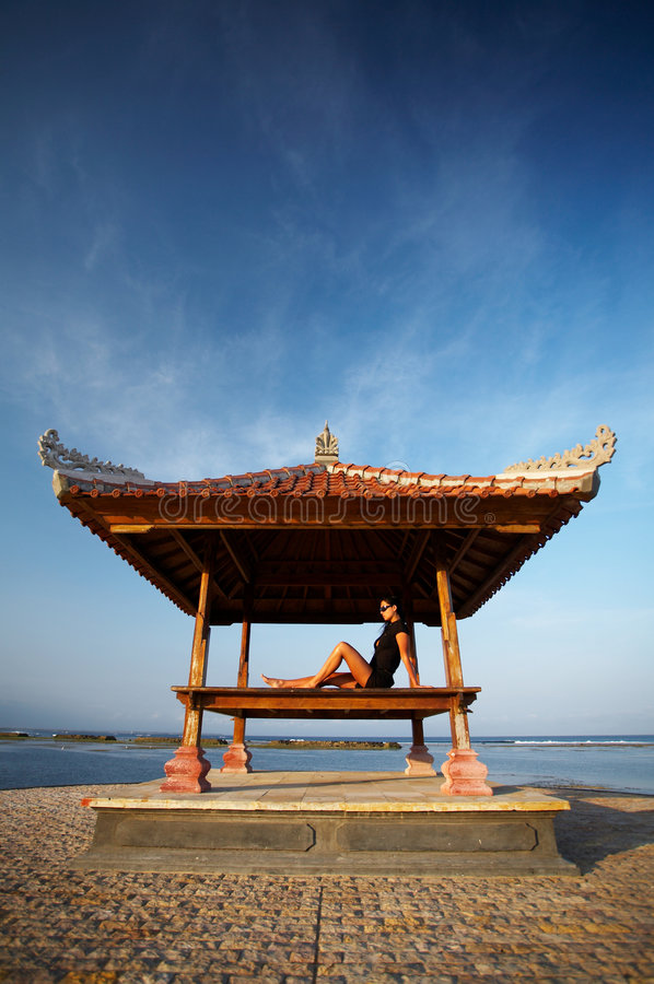 Free Relax At Seaside Royalty Free Stock Images - 3549929