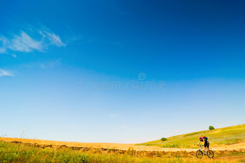 Download Relax biking stock image. Image of outdoors, sport, bicycle - 10177037