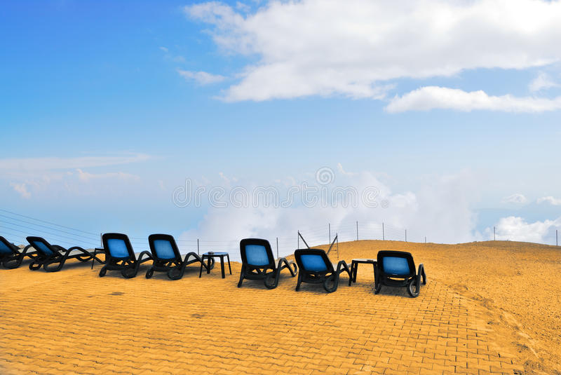 Download Relax in clouds stock image. Image of mountain, relax - 12154049