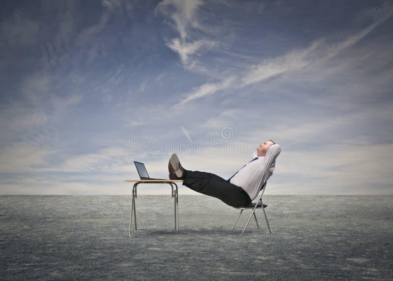 Relaxamento imagem de stock