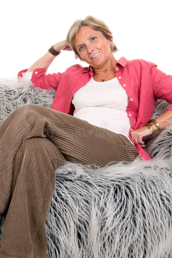 Download Relaxation stock image. Image of caucasian, looking, happy - 1700361