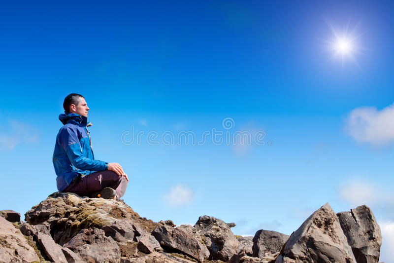 Relaxation photo stock