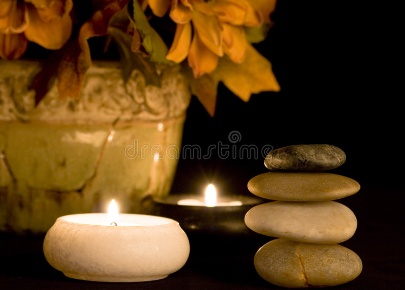 Relaxation image stock