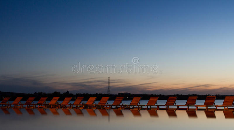 Download Relaxation in Danube Delta stock photo. Image of lonely - 32063514