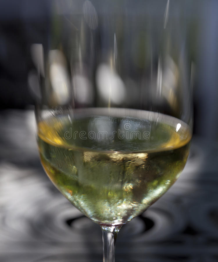 Download Relaxation In A Glass Stock Image - Image: 19683031