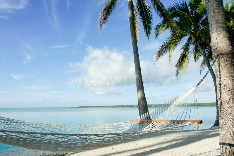 Relaxation island style. royalty free stock images