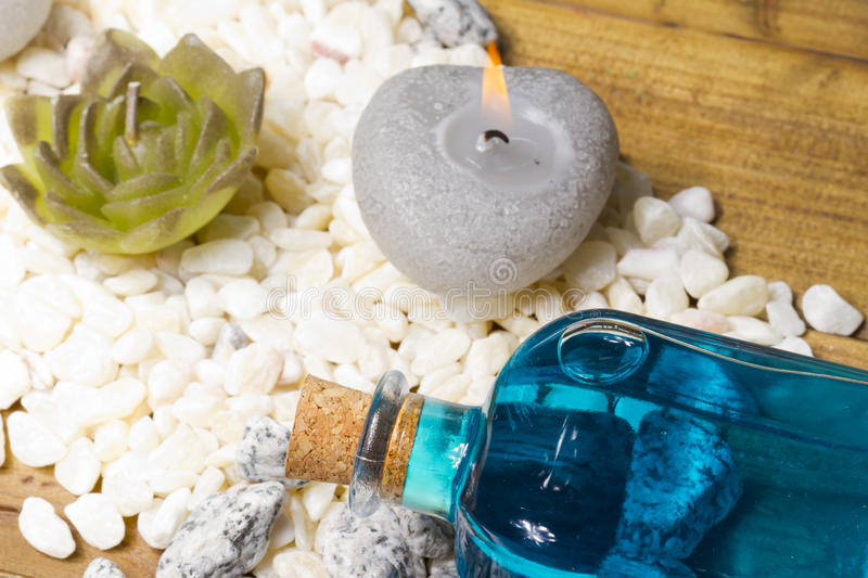 Download Relaxation spa stock image. Image of relaxation, odor - 26583661