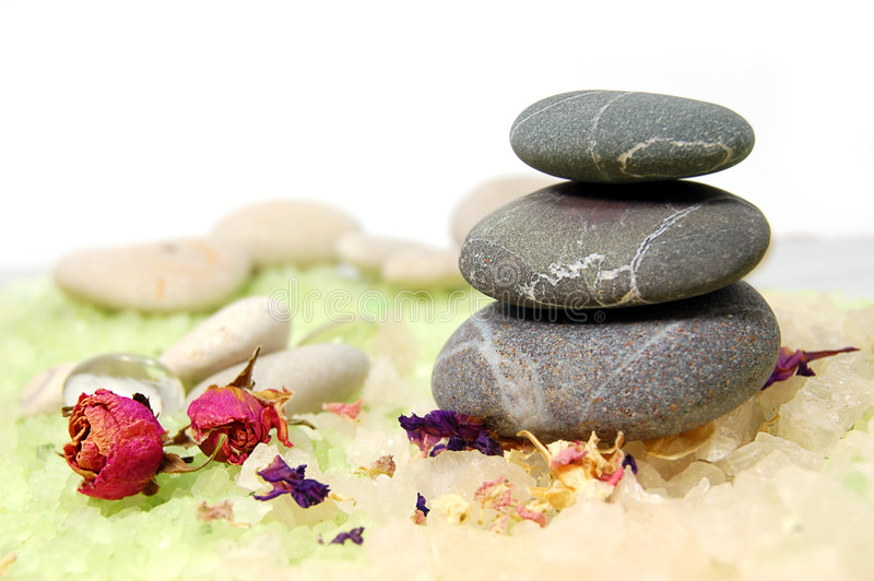 relaxation spa στοκ εικόνα