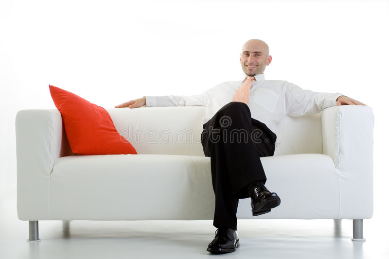 Relaxed stock images