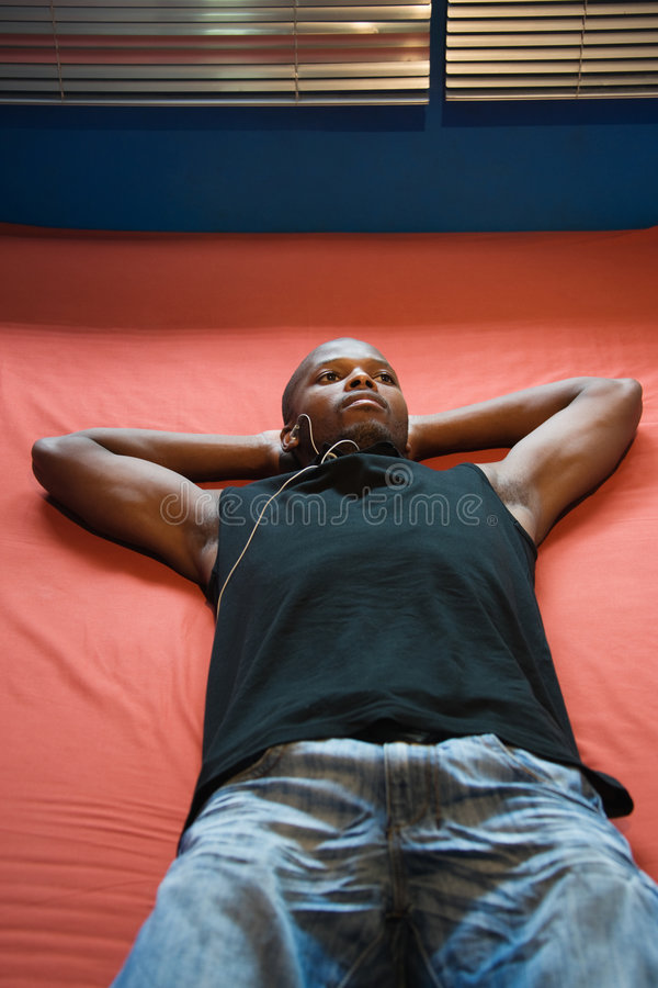 Download Relaxing stock photo. Image of happy, american, peaceful - 4418628