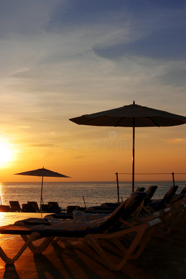 Download Relaxing Evening stock photo. Image of ocean, travel, leaisure - 280830