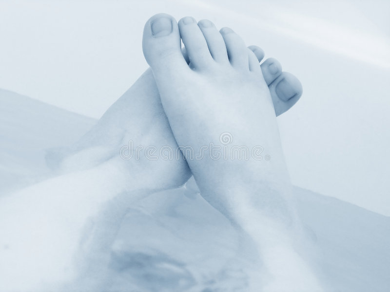 Download Relaxing Feet stock image. Image of relaxing, water, foot - 7547