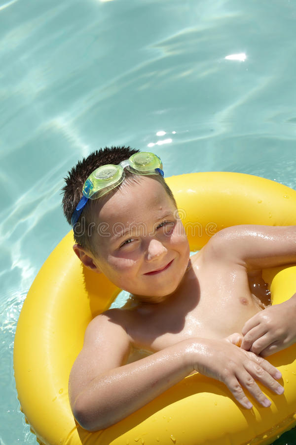 Download Relaxing Kid Stock Image - Image: 15258211