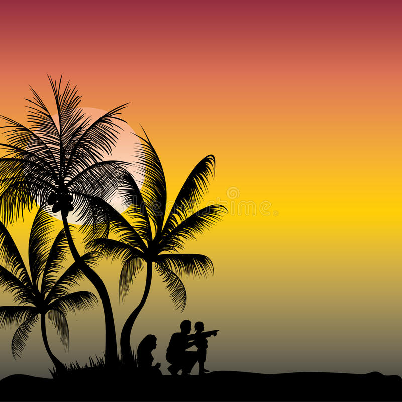 Download Relaxing In The Late Evening Stock Photo - Image: 28097286