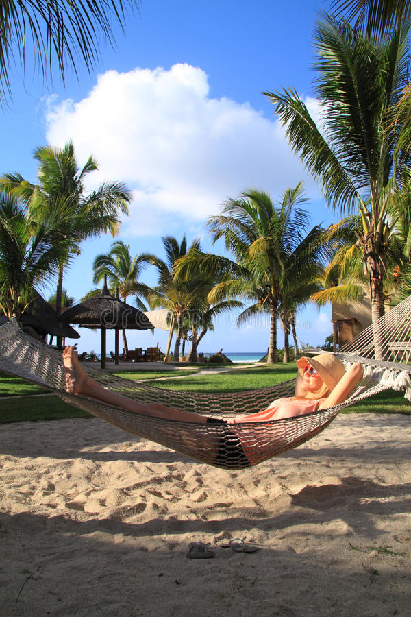 Download Relaxing In Paradise Stock Photography - Image: 18276982