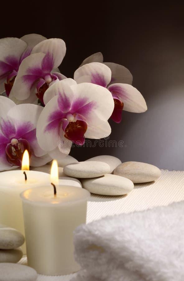 relaxtion spa στοκ εικόνες