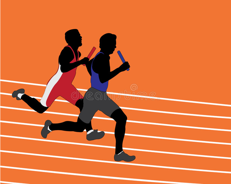 Relay Race Stock Illustrations – 675 Relay Race Stock Illustrations,  Vectors & Clipart - Dreamstime