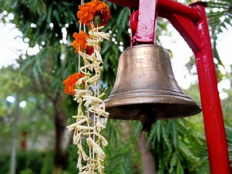 Relegion indou de temple indien images stock