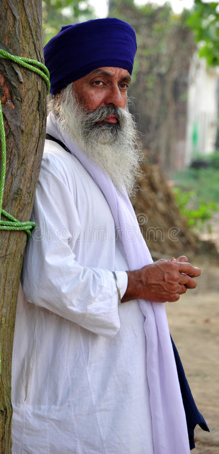 Download Relegious Sikh Sant Editorial Image - Image: 21824690