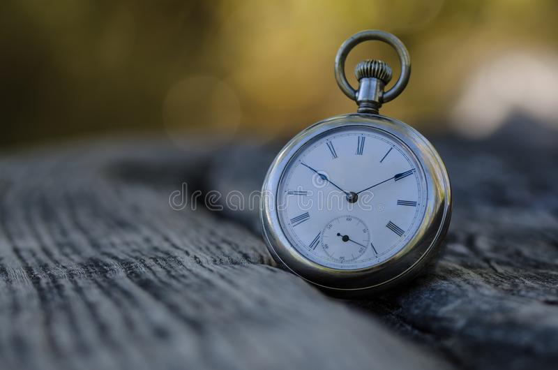 Relentless and Unstoppable Passage of Time. The Relentless and Unstoppable Passage of Time stock photo