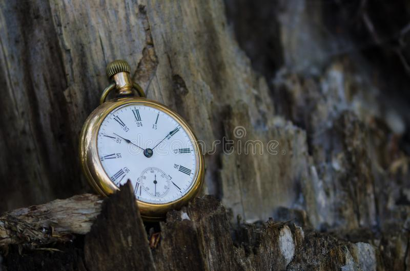 Relentless and Unstoppable Passage of Time. The Relentless and Unstoppable Passage of Time stock image