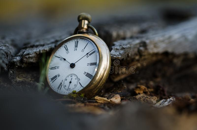 Relentless and Unstoppable Passage of Time. The Relentless and Unstoppable Passage of Time royalty free stock image