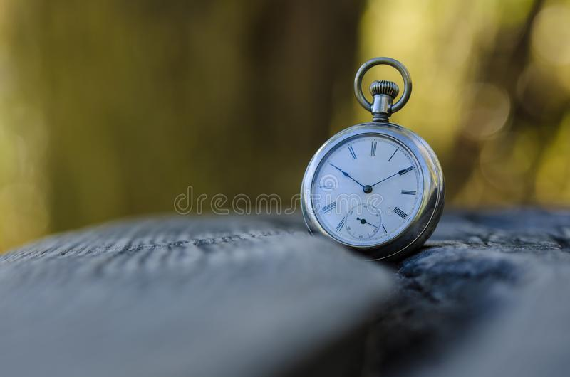 Relentless and Unstoppable Passage of Time. The Relentless and Unstoppable Passage of Time royalty free stock photos