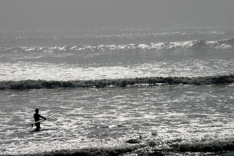Download Relever Des Enjeux Décourageants Image stock - Image du sport, surf: 69717