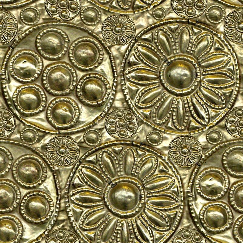 In reliëf gemaakt Metaal royalty-vrije stock afbeeldingen
