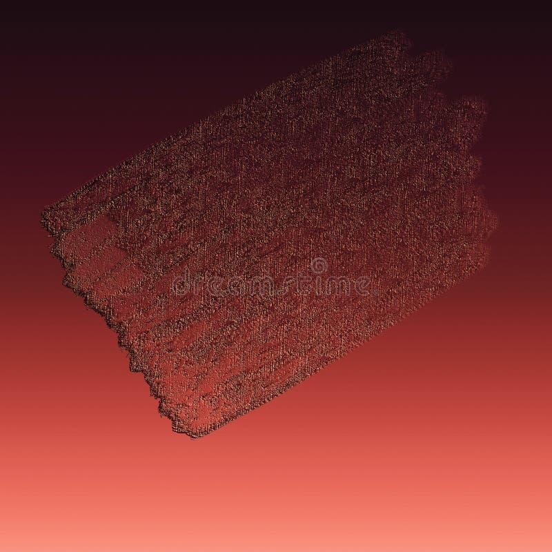 In reliëf gemaakt schitter Kleurenmonsters met grungy gevolgen De achtergrond van de Grungeoppervlakte vector illustratie