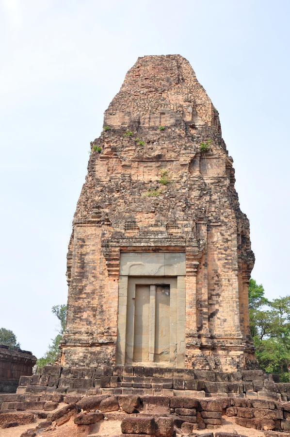 Relics in Vietnam stock image