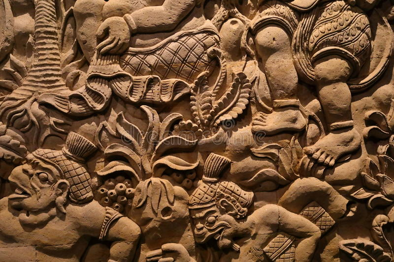 Download Relief Wall Art. Bali Indonesia. Stock Image - Image of traditional & Relief Wall Art. Bali Indonesia. Stock Image - Image of traditional ...