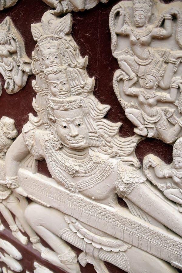 Download Reliefs- Phnom Penh, Cambodia Stock Photo - Image: 12479282