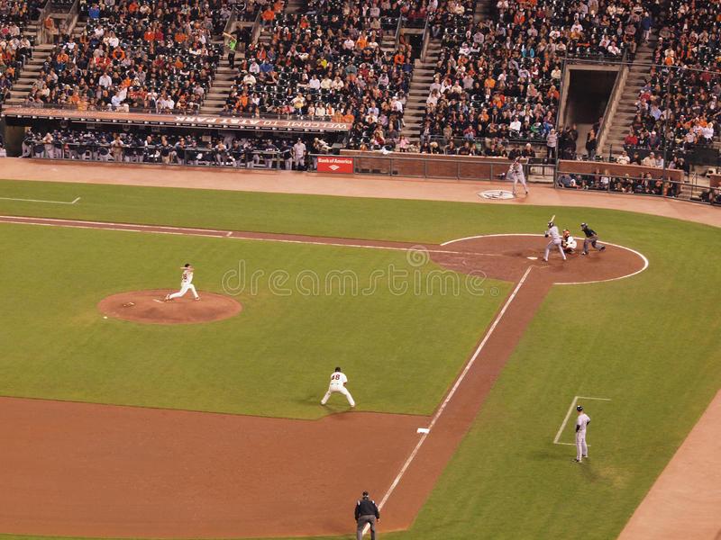 Download Reliever Brian Wilson Throws Pitch In 9th Inning Editorial Photo - Image: 16118996