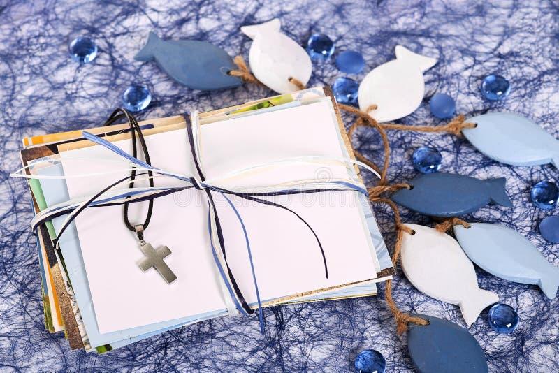 Religião, batismo, comunhão, confirmação imagens de stock royalty free