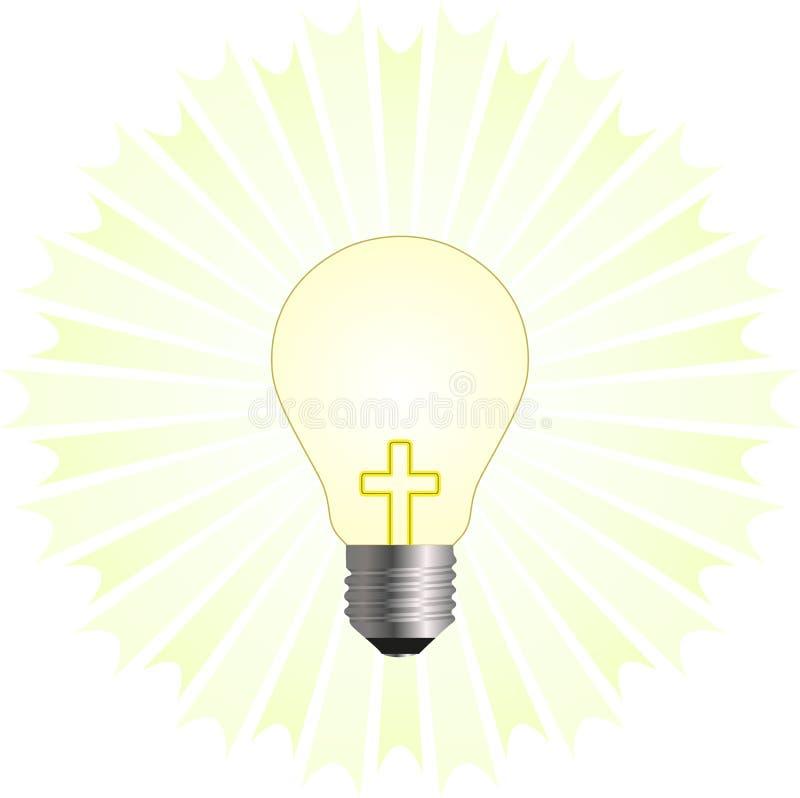 Religião cristã ilustração stock