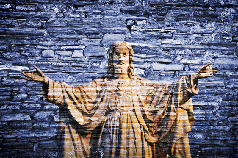Religião da cristandade imagens de stock royalty free