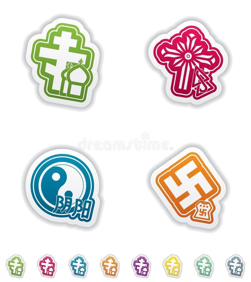 Religión libre illustration