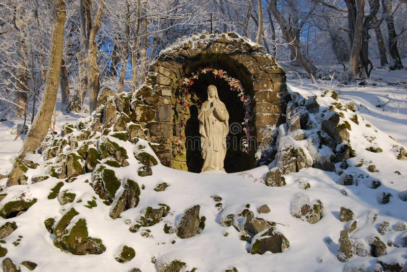 Religión de Skulpture fotos de archivo