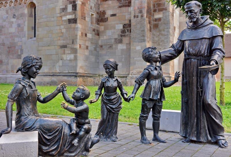 Religión estatuaria fotografía de archivo libre de regalías