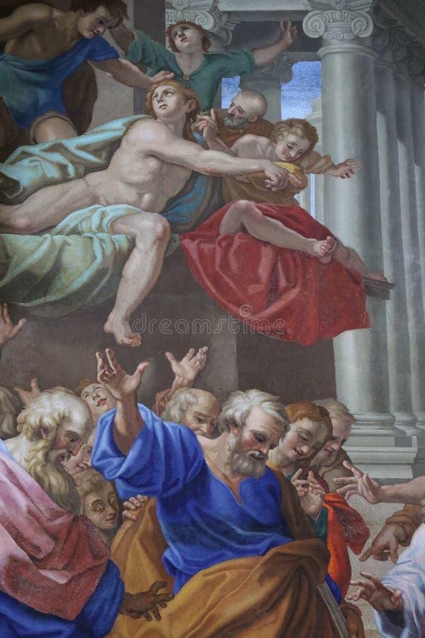 Download Religiös målning redaktionell bild. Bild av kulturellt - 76703866