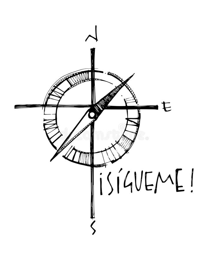 Religiösa Christian Cross med ord vektor illustrationer