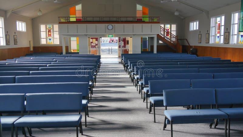 Religiöst kapell eller begravningsbyrå för begravnings- service royaltyfri fotografi